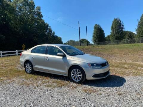2012 Volkswagen Jetta for sale at Tennessee Valley Wholesale Autos LLC in Huntsville AL