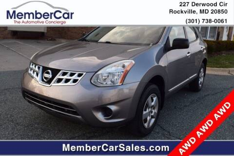 2012 Nissan Rogue for sale at MemberCar in Rockville MD