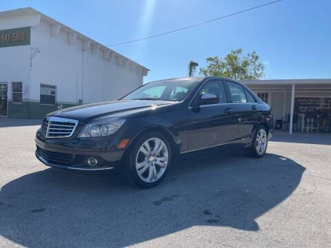 2009 Mercedes-Benz C-Class for sale at Bonita Auto Center in Bonita Springs FL