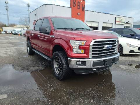 2016 Ford F-150 for sale at Best Buy Wheels in Virginia Beach VA