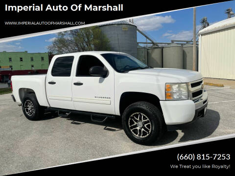 2010 Chevrolet Silverado 1500 for sale at Imperial Auto of Marshall in Marshall MO