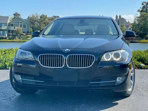 2011 BMW 5 Series for sale at Continental Car Sales in San Mateo CA