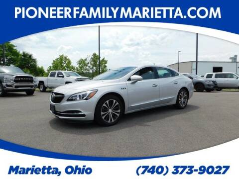 2018 Buick LaCrosse for sale at Pioneer Family preowned autos in Williamstown WV