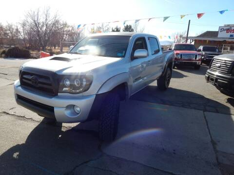 2006 Toyota Tacoma for sale at Dave's discount auto sales Inc in Clearfield UT