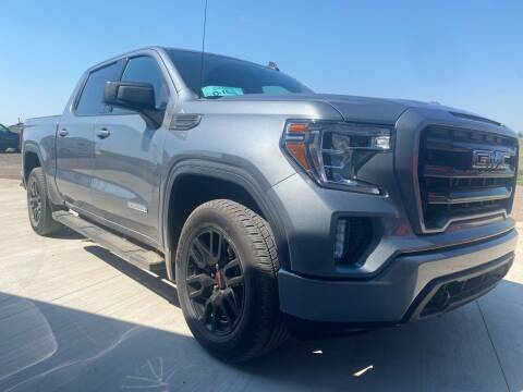 2020 GMC Sierra 1500 for sale at FAST LANE AUTOS in Spearfish SD