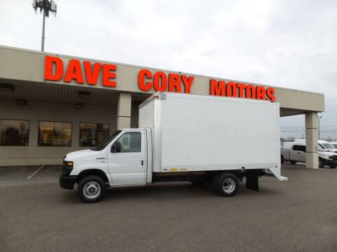 2013 Ford E-Series Chassis for sale at DAVE CORY MOTORS in Houston TX