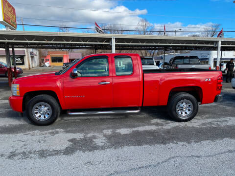 2007 Chevrolet Silverado 1500 for sale at Lewis Used Cars in Elizabethton TN