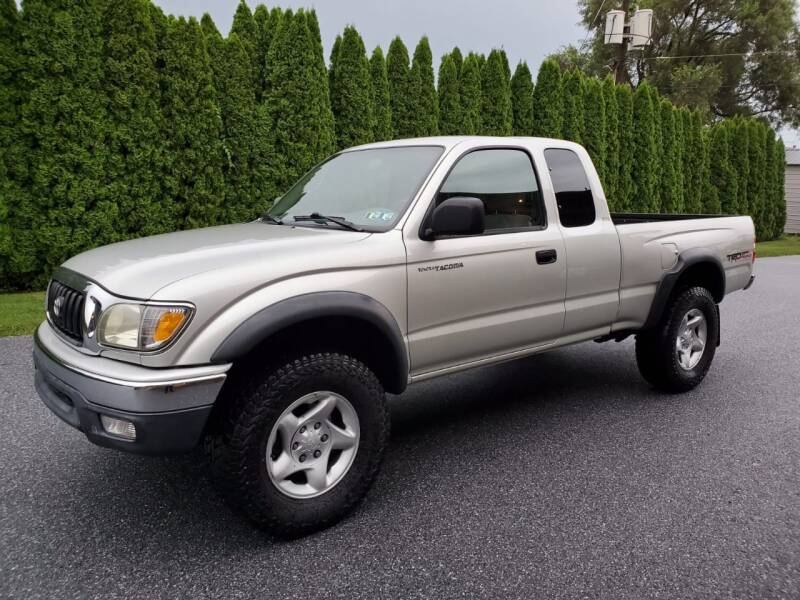 2004 Toyota Tacoma for sale at Kingdom Autohaus LLC in Landisville PA