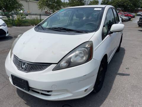 2013 Honda Fit for sale at Diana Rico LLC in Dalton GA