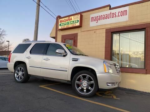 2013 Cadillac Escalade Hybrid for sale at Magana Auto Sales Inc in Aurora IL