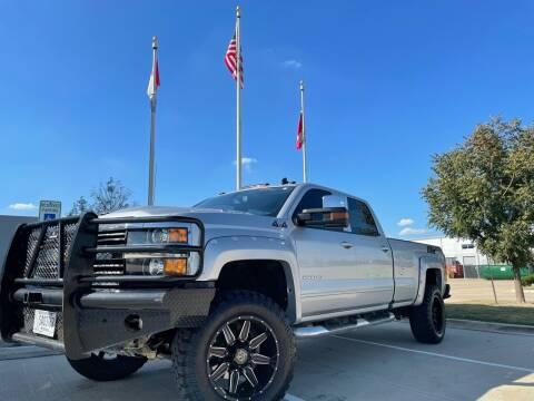 2018 Chevrolet Silverado 2500HD for sale at TWIN CITY MOTORS in Houston TX