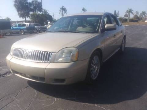 2007 Mercury Montego for sale at Low Price Auto Sales LLC in Palm Harbor FL