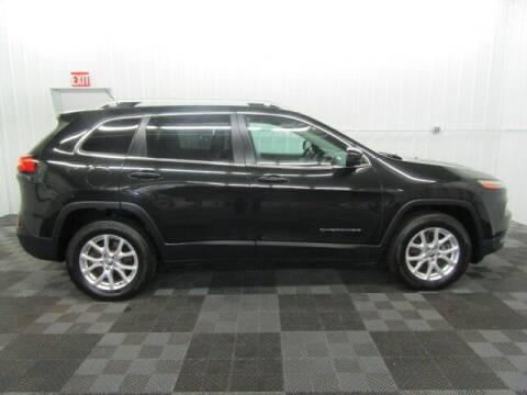2014 Jeep Cherokee for sale at Michigan Credit Kings in South Haven MI