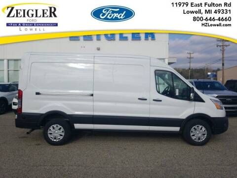 2020 Ford Transit Cargo for sale at Zeigler Ford of Plainwell- Jeff Bishop in Plainwell MI