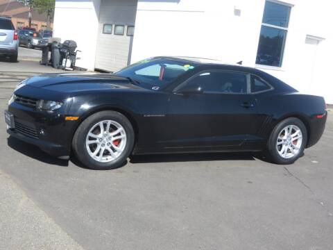2014 Chevrolet Camaro for sale at Price Auto Sales 2 in Concord NH