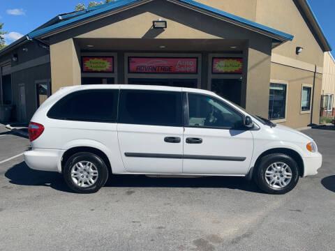 2006 Dodge Grand Caravan for sale at Advantage Auto Sales in Garden City ID