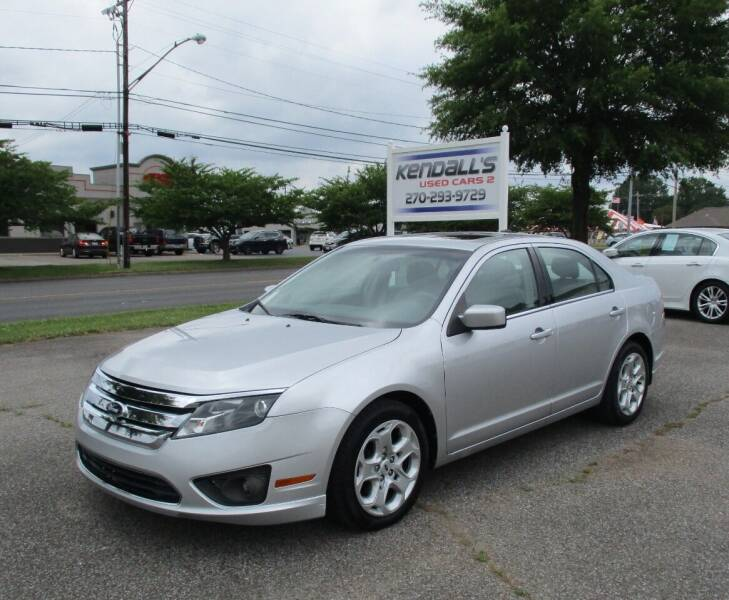 2011 Ford Fusion for sale at Kendall's Used Cars 2 in Murray KY