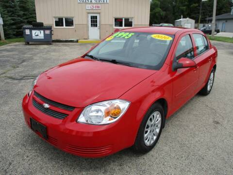 2010 Chevrolet Cobalt for sale at Richfield Car Co in Hubertus WI