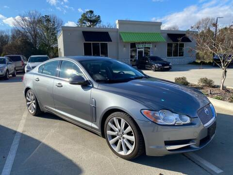2010 Jaguar XF for sale at Cross Motor Group in Rock Hill SC