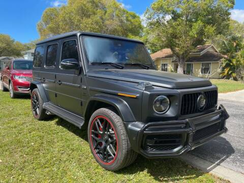 2020 Mercedes-Benz G-Class for sale at Exquisite Auto in Sarasota FL