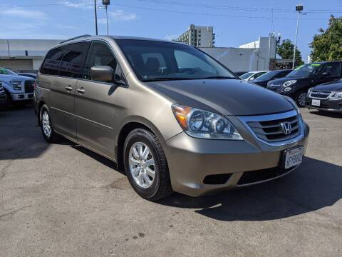 2008 Honda Odyssey for sale at Convoy Motors LLC in National City CA