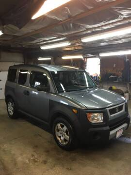 2005 Honda Element for sale at Lavictoire Auto Sales in West Rutland VT