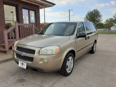 2006 Chevrolet Uplander for sale at CARS4LESS AUTO SALES in Lincoln NE