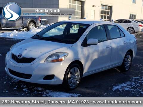 2012 Toyota Yaris for sale at 1 North Preowned in Danvers MA