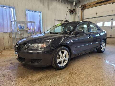 2006 Mazda MAZDA3 for sale at Sand's Auto Sales in Cambridge MN