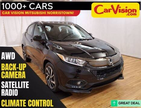2019 Honda HR-V for sale at Car Vision Buying Center in Norristown PA