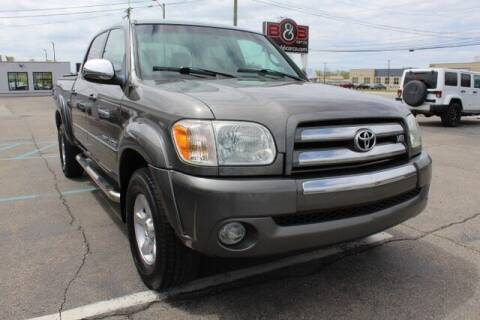 2006 Toyota Tundra for sale at B & B Car Co Inc. in Clinton Twp MI