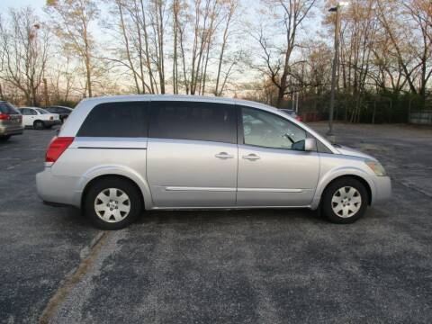 2004 Nissan Quest for sale at KEY USED CARS LTD in Crystal Lake IL