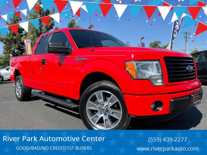 2014 Ford F-150 for sale at River Park Automotive Center in Fresno CA
