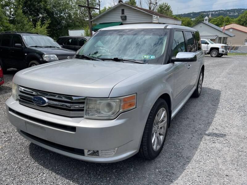 2009 Ford Flex for sale at JM Auto Sales in Shenandoah PA