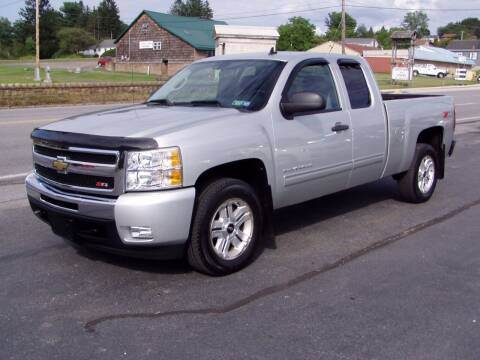 2011 Chevrolet Silverado 1500 for sale at The Autobahn Auto Sales & Service Inc. in Johnstown PA
