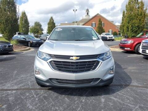 2019 Chevrolet Equinox for sale at Southern Auto Solutions - Georgia Car Finder - Southern Auto Solutions - Lou Sobh Honda in Marietta GA