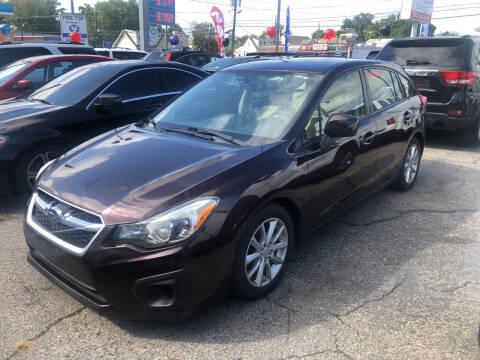 2012 Subaru Impreza for sale at SuperBuy Auto Sales Inc in Avenel NJ