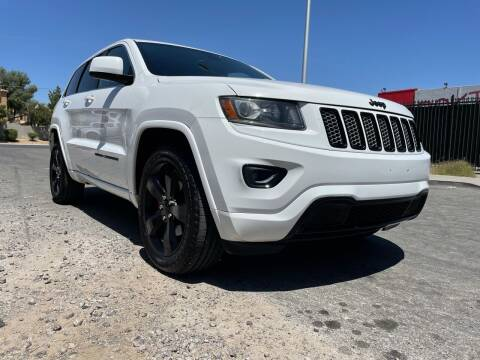 2015 Jeep Grand Cherokee for sale at Boktor Motors in Las Vegas NV