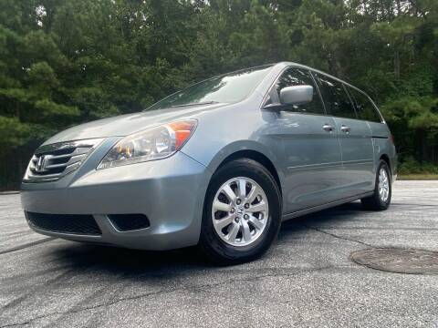 2010 Honda Odyssey for sale at Global Imports Auto Sales in Buford GA