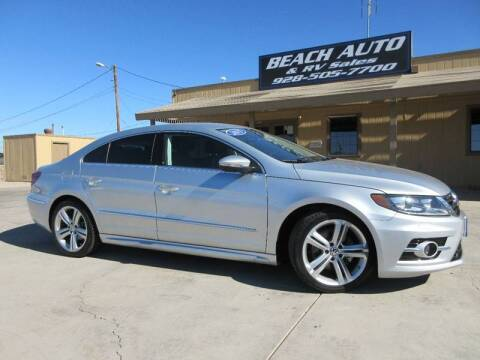2015 Volkswagen CC for sale at Beach Auto and RV Sales in Lake Havasu City AZ
