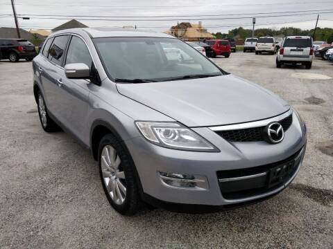 2008 Mazda CX-9 for sale at PREMIER MOTORS OF PEARLAND in Pearland TX