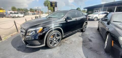 2016 Mercedes-Benz GLA for sale at Empire Car Sales in Miami FL