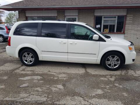 2010 Dodge Grand Caravan for sale at David Shiveley in Mount Orab OH