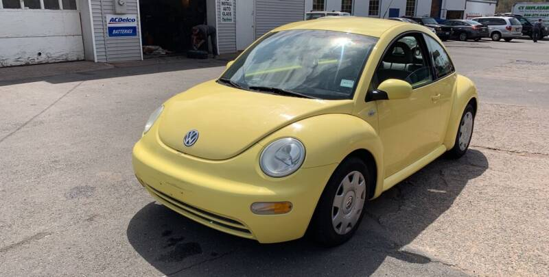 2001 Volkswagen New Beetle for sale at Manchester Auto Sales in Manchester CT