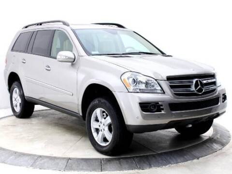 2007 Mercedes-Benz GL-Class for sale at CARZLOT in Portsmouth VA