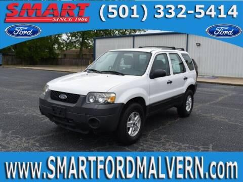 2007 Ford Escape for sale at Smart Auto Sales of Benton in Benton AR