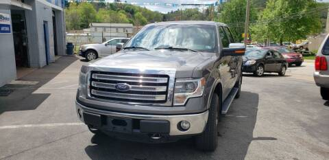 2013 Ford F-150 for sale at Jay Bells Auto Corral LLC in Jeannette PA