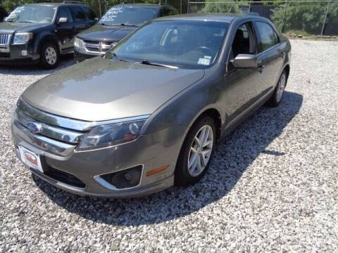 2012 Ford Fusion for sale at MR DS AUTOMOBILES INC in Staten Island NY