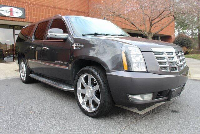 2011 Cadillac Escalade ESV for sale at Team One Motorcars, LLC in Marietta GA