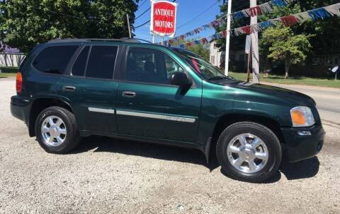 2005 GMC Envoy for sale at Antique Motors in Plymouth IN